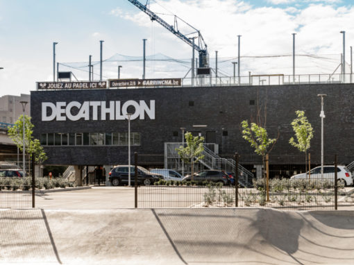 Decathlon Charleroi